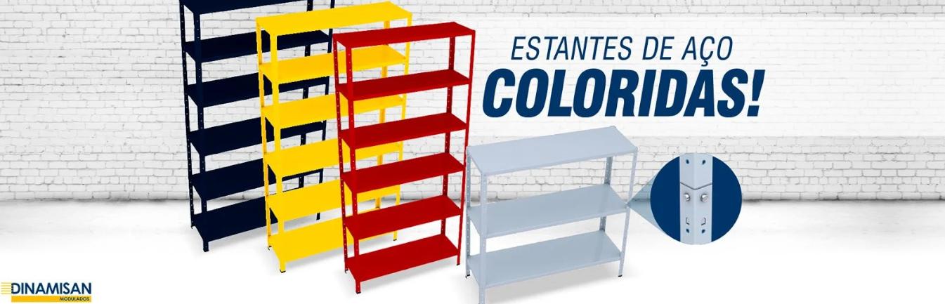 estantes-de-aco-colorida