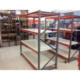 estante de aço para armazenagem preço Parque São Lucas