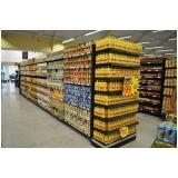 gôndolas de supermercado preço Bom Retiro