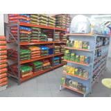 gôndolas para pet shop preço Casa Verde
