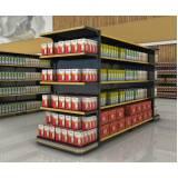 gôndolas para supermercado Brasilândia