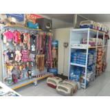 onde comprar gôndolas para pet shop Interlagos