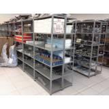 prateleira para auto peças preço Vila Formosa