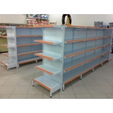 venda de gôndolas prateleira para supermercado Artur Alvim